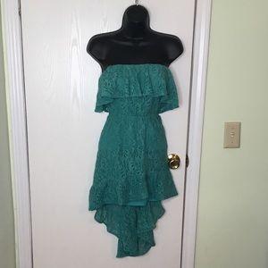 Windsor high low dress